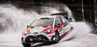 Latvala en el Rally de Suecia - SoyMotor