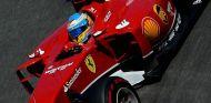 Ferrari prepara una pintura para aumentar la potencia de su motor