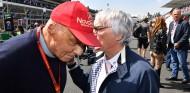 "Ecclestone: ""Lauda deja este mundo con orgullo, ya no sufre"" - SoyMotor.com"