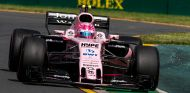 El Force India VJM10 en Australia - SoyMotor