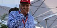 Niki Lauda en Bakú - SoyMotor.com