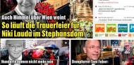 """La prensa austriaca y el funeral de Lauda: """"El cielo de Viena también llora"""" - SoyMotor.com"""