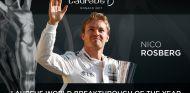 """Rosberg se lleva el Laureus 2017 a """"descubrimiento del año"""" - SoyMotor"""