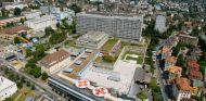 Hospital Universitario de Lausana, donde permanece ingresado a día de hoy Michael Schumacher - LaF1
