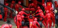 Charles Leclerc abandona en Barcelona - SoyMotor.com