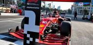 """Leclerc y su Pole en Bakú: """"Pensaba que era una mierda de vuelta"""" - SoyMotor.com"""