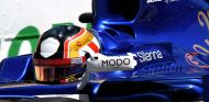 Charles Leclerc en Brasil - SoyMotor.com