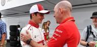 Jock Clear será el ingeniero de carrera de Leclerc - SoyMotor.com