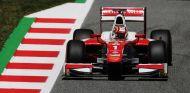 Pole para Charles Leclerc en la F2 de Barcelona - SoyMotor.com