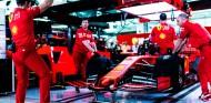 El Ferrari de 2020 supera los primeros crash test de la FIA