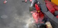 """Vettel entiende la frustración de Leclerc tras la Q2 de Bakú: """"Es nuestra vida"""" - SoyMotor.com"""