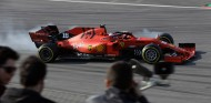 Charles Leclerc, hoy en el Circuit de Barcelona-Catalunya - SoyMotor