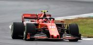 Charles Leclerc en los Libres del GP de Gran Bretaña F1 2019 - SoyMotor