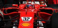 Leclerc, durante los test en Hungría - SoyMotor.com