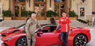 Charles Leclerc en Mónaco - SoyMotor.com