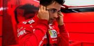 Charles Leclerc se prepara para Imola con un test en Fiorano - SoyMotor.com