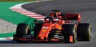 Charles Leclerc en el Circuit de Barcelona-Catalunya - SoyMotor