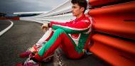 Charles Leclerc en Silverstone - SoyMotor