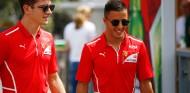 Ferrari probará con Fuoco y Leclerc en los test postcarrera de España - SoyMotor.com