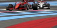 Ferrari se vuelve a diluir en carrera - SoyMotor.com