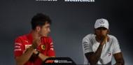"""Hamilton: """"Con el título ganado, Leclerc y yo habríamos chocado"""" - SoyMotor.com"""