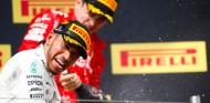 """Ecclestone: """"¿Hamilton a Ferrari con Leclerc? Le enterrarían"""" - SoyMotor.com"""