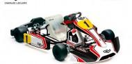 Charles Leclerc lanza su propia marca de karting - SoyMotor.com
