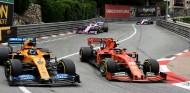 Charles Leclerc y Lando Norris en el GP de Mónaco 2019 - SoyMotor.com