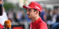 """Leclerc: """"Mi objetivo es estar por delante de Vettel"""" - SoyMotor.com"""