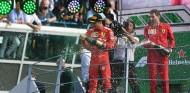 """Briatore alaba a Leclerc: """"Pilotó con madurez y determinación"""" - SoyMotor.com"""