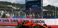 Charles Leclerc en el GP de Rusia F1 2019 - SoyMotor