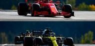 El Ferrari y el Alpine de 2022 superan el crash test frontal de la FIA - SoyMotor.com