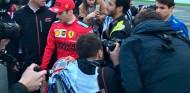 Vettel, indispuesto en el Día 1 de test 2020; le sustituye Leclerc - SoyMotor.com