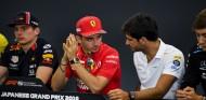 "Leclerc: ""Sainz es un gran piloto, será un desafío"" - SoyMotor.com"