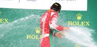 Un imparable Charles Leclerc gana la carrera larga en Silverstone - SoyMotor.com