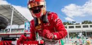 Quinta pole consecutiva de Charles Leclerc en F2 - SoyMotor.com