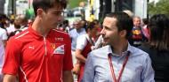 """Nicolas Todt avisa a Leclerc: """"No puede ser impaciente"""" - SoyMotor.com"""