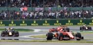 """Leclerc se empleó """"más duro de lo normal"""" contra Verstappen - SoyMotor.com"""