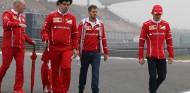 Sebastian Vettel y Charles Leclerc en Shanghái - SoyMotor.com