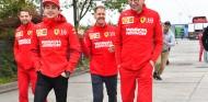 Ferrari insiste en que Vettel tiene prioridad respecto a Leclerc - SoyMotor.com