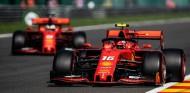 """Ferrari niega que tenga una alineación de pilotos """"explosiva"""" - SoyMotor.com"""