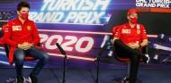 "Vettel: ""A menudo me veo reflejado en Leclerc"" - SoyMotor.com"