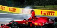 Leclerc estrenará su tercer motor en Spa, sin sanción - SoyMotor.com