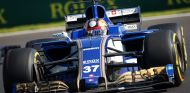 Charles Leclerc a bordo del Sauber – SoyMotor.com