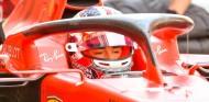 Leclerc reconoce haberse sentido intimidado en su primer año en Ferrari - SoyMotor.com