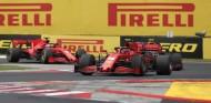 Ferrari en el Gran Premio de Hungría F1 2020: Domingo - SoyMotor.com