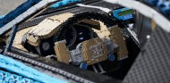 No todas las piezas en este Bugatti Chiron son de Lego - SoyMotor.com
