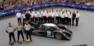 El equipo Level 5 Motorsport al completo - SoyMotor