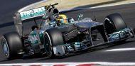 Lewis Hamilton consiguió su Pole número 30