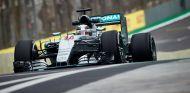 Hamilton saldrá por detrás de Rosberg en Brasil - LaF1